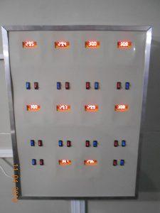 Ветеринарная клетка 10 мест с освещением и теплым полом